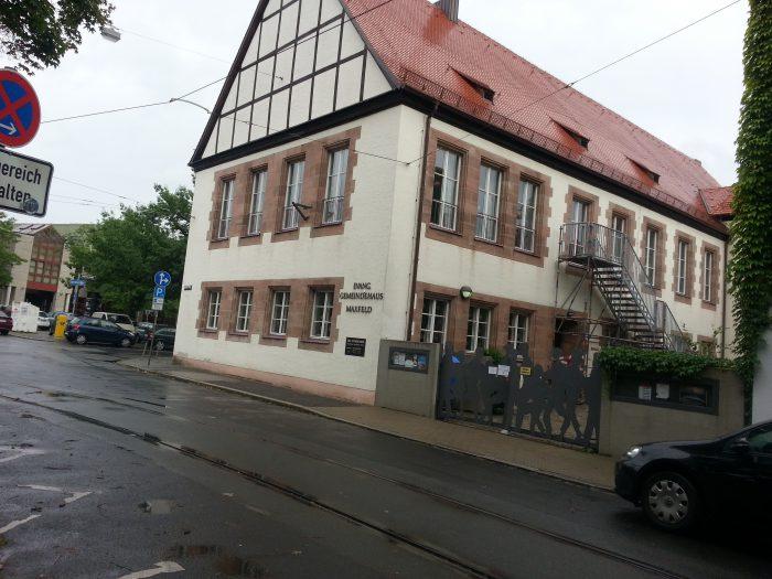 Außenaufnahme Gemeindehaus