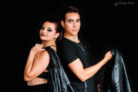 Mayra und Jonny, zwei coole Tangotänzer