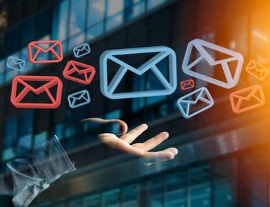 Mail Weiterleitung